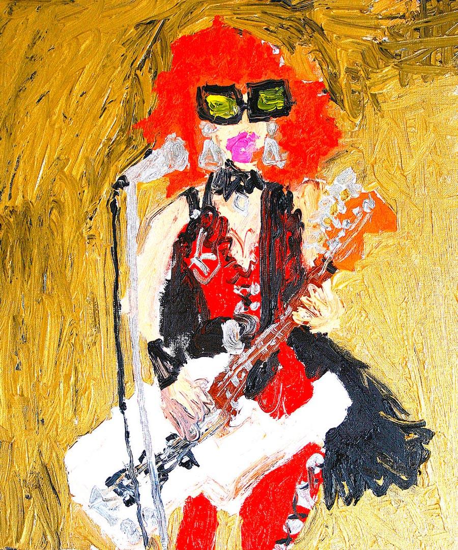 Masahito Hiranuma - FASHION ROCK STAR No.11