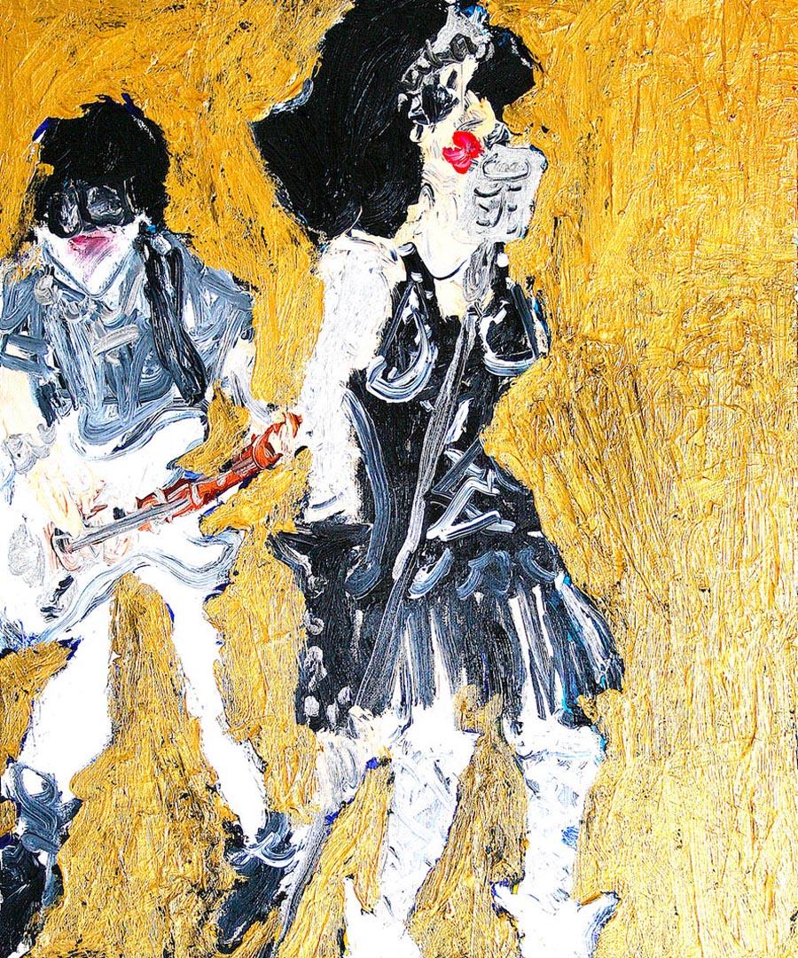 Masahito Hiranuma - FASHION ROCK STAR No.12